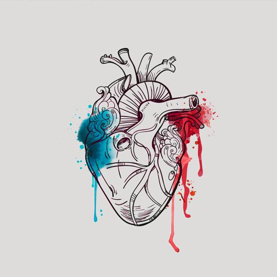 Le coeur en miettes ©Fraise & Basilic