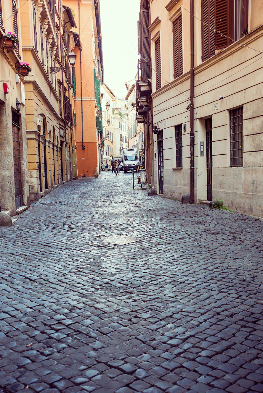 Rome City Guide ©‎Fraise & Basilic