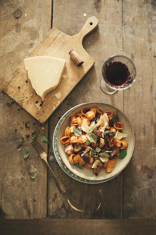 Pasta a la norma - ©Fraise & Basilic