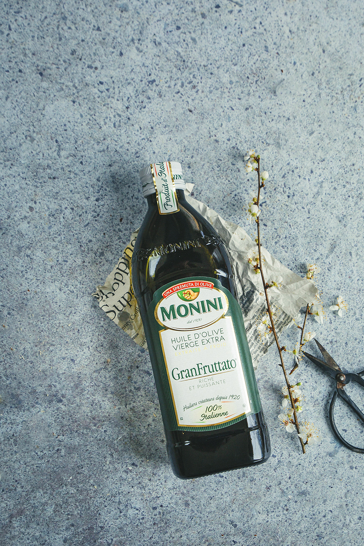 Huile d'olive Monini
