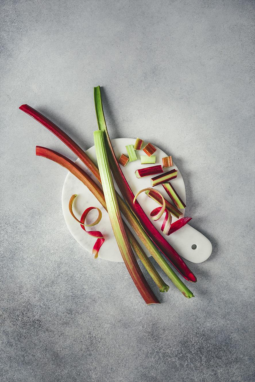 Rhubarbe ©Fraise & Basilic