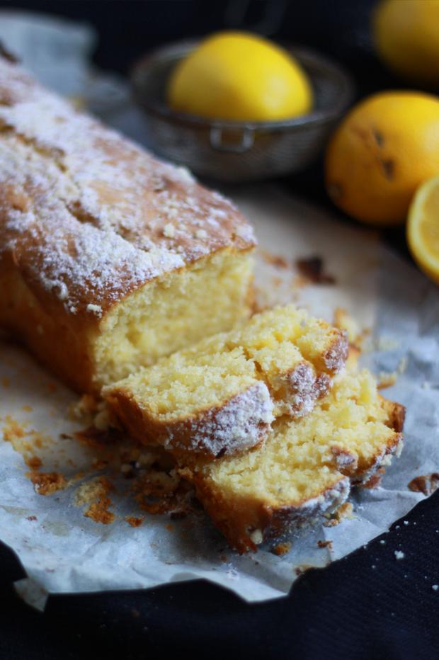Cake Mascarpone Citron