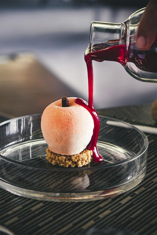 Dessert Le Charlemagne