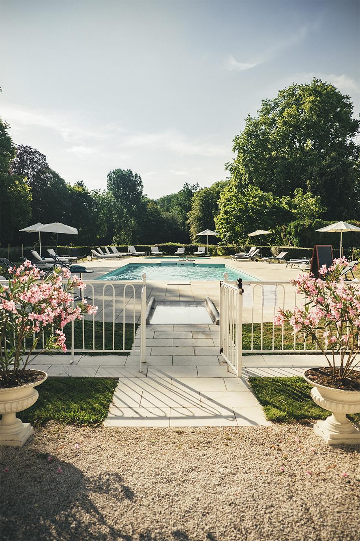 Un week-end en bourgogne - Château de Saulon