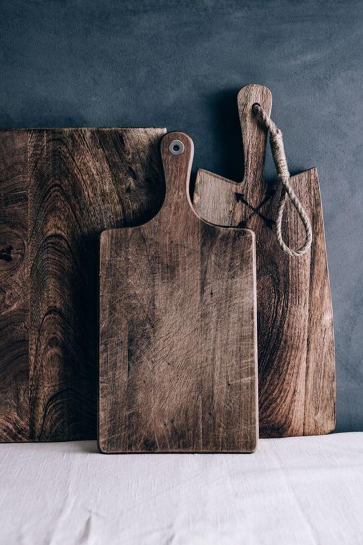 Food props : Planches à découper
