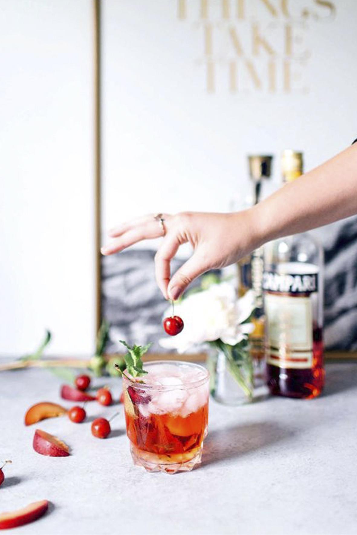 Food props : les verres
