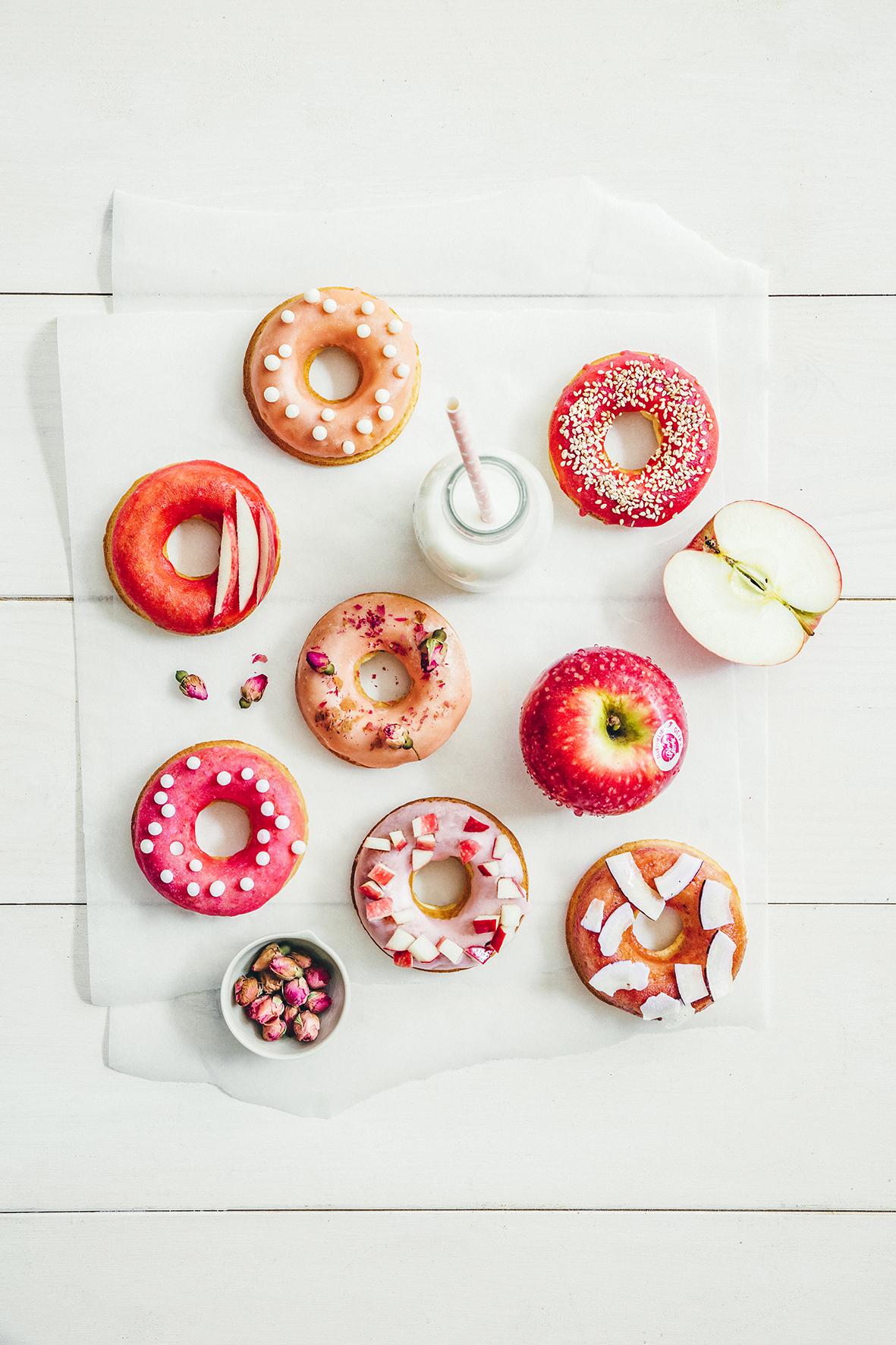 Donus à la pomme ©Sandrine Saadi