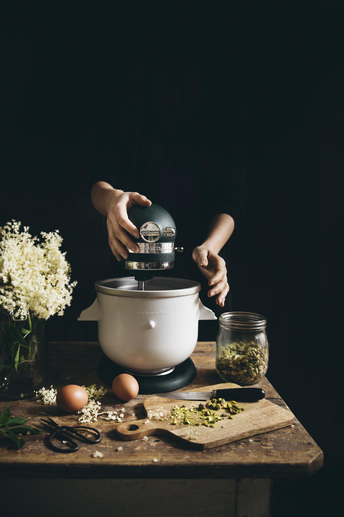 Sorbetière KitchenAid ©Sandrine Saadi