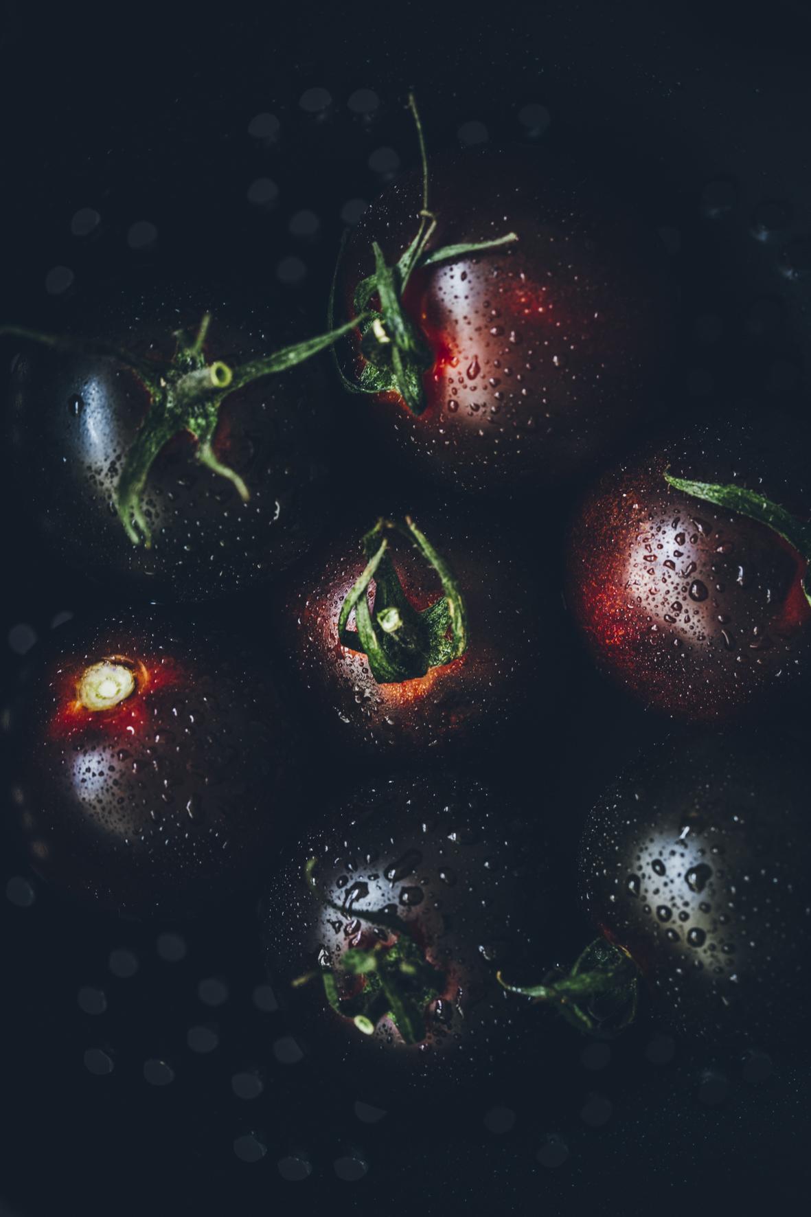 Tomates noires ©Sandrine Saadi